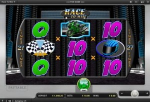 race to win spiel